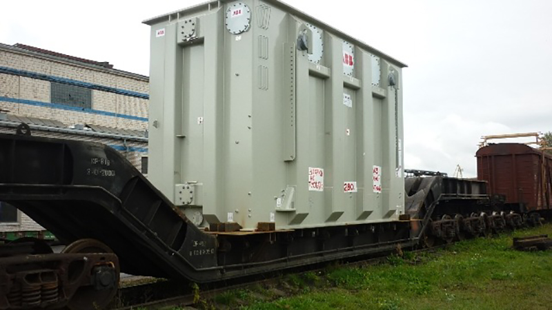 перевозка контейнера фото