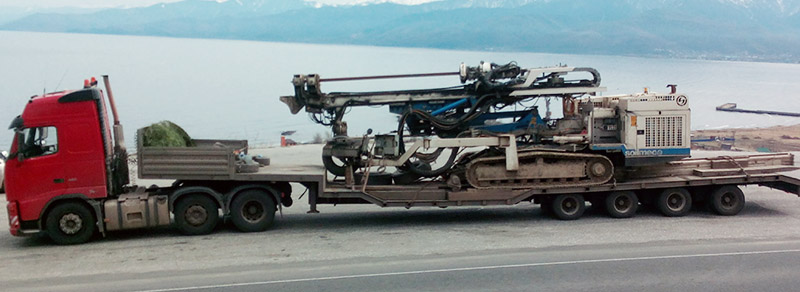 Перевозка нефтегазового оборудования фото
